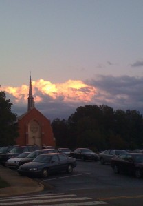 Clouds over Catawba 2