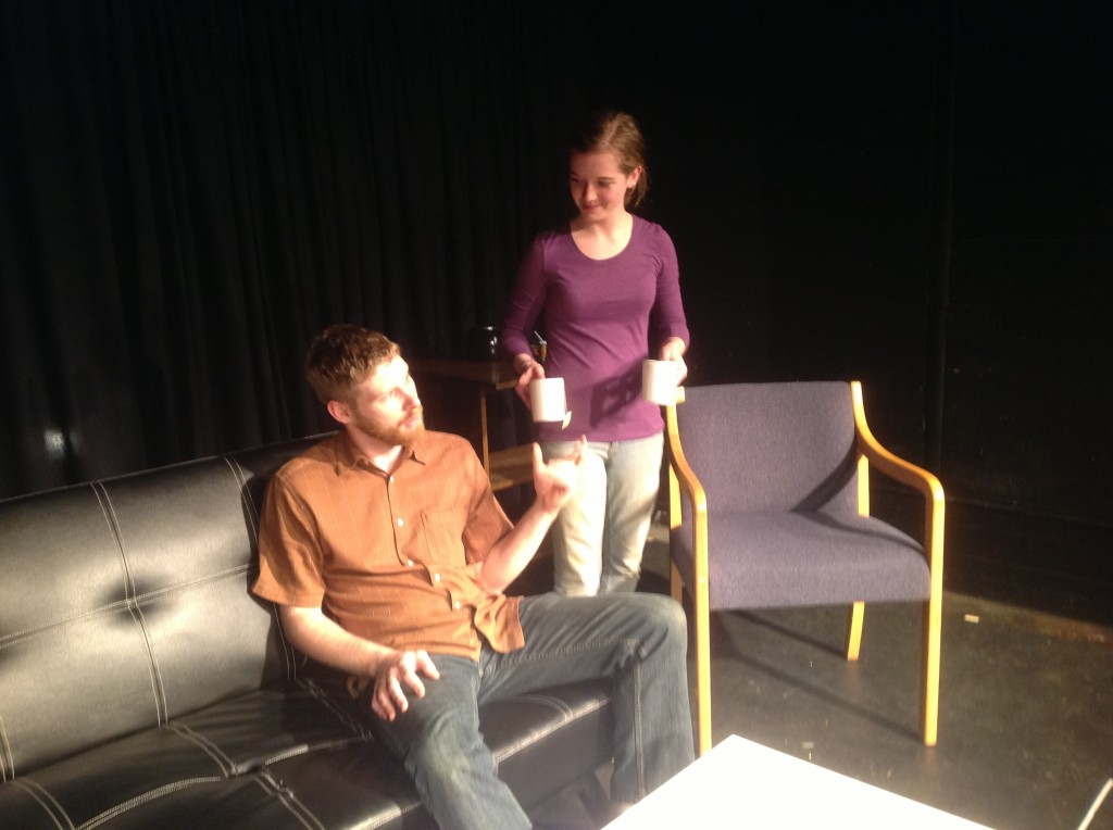 "Travis Stewart and Elizabeth Satterwhite in ""Love Poem"""